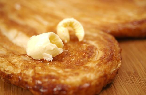 Margarinas. Margarina y otras materias primas para pastelería