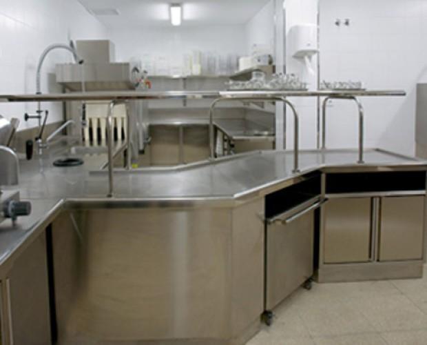Armarios de Acero Inoxidable.equipamiento para hostelería
