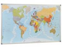 Mapa mundi magnético
