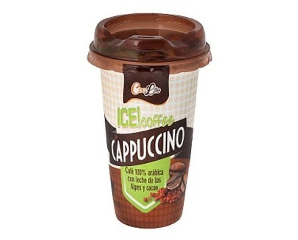 Icecofee. Cappuccino 230 ML Coolife
