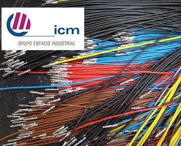 Cableado a Medida. Cableado industrial a medida fabricado por ICM