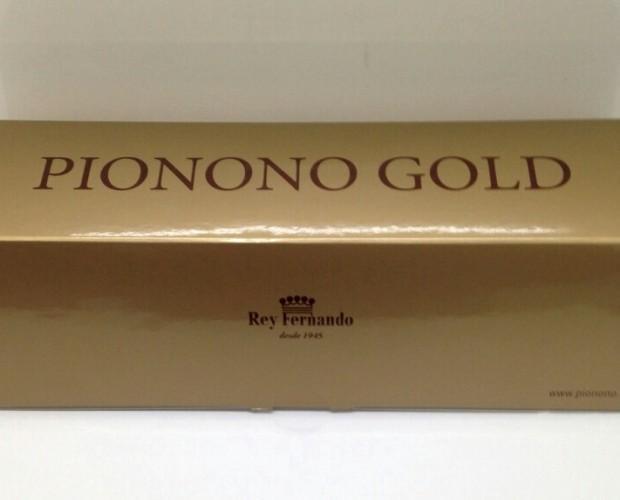 Pionono Gold. Lingote 4 unidades