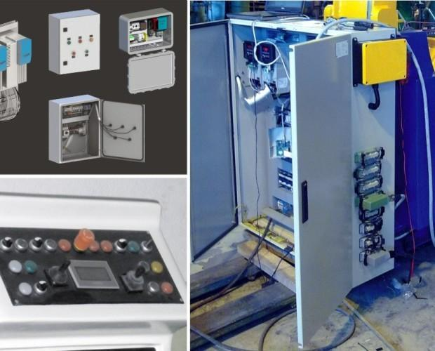 PROTOTIPOS. CNC 4 EJES Acero, aluminio etc.. Prototipos en GRP