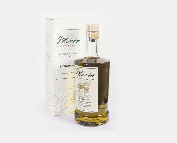 Aceite de Oliva Ecológico.AOVE Picual Ecológico 500 ml.  Estuche de lujo con botella de Vidrio