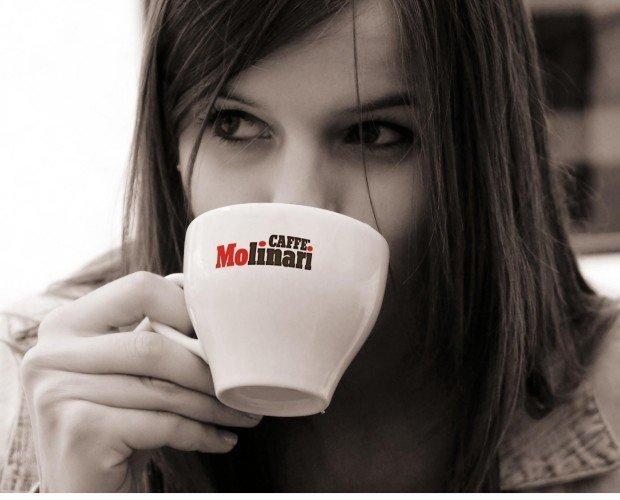Tome el mejor café. Caffè Molinari, un sabor incomparable