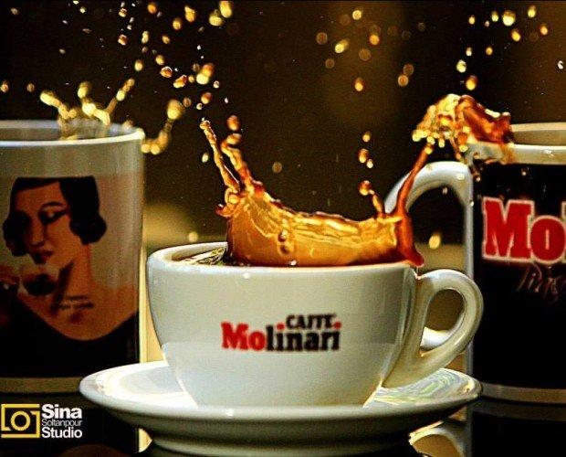 Caffee Molinari Art . Deleite a sus clientes con el mejor café italiano