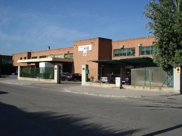 Almacén. Almacen situado en el Pol.Ind. Arroyomolinos calle C