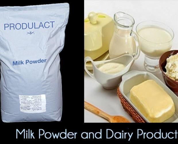 Leche en Polvo. Leche en polvo y derivados lácteos, mantequilla, etc......