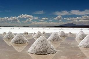 Sales. Contamos con un amplio stock de sal