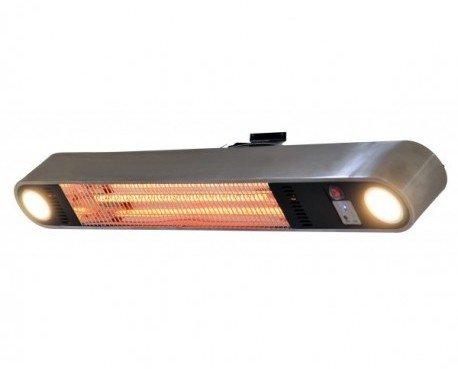 Calefactor onda corta inox