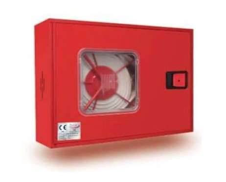 Boca de incendio BIE 45mm. Para uso en Instalaciones industriales, edificios, oficinas, etc.