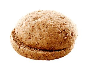 Pan de hamburguesa. Pan de hamburguesa BIO 60g