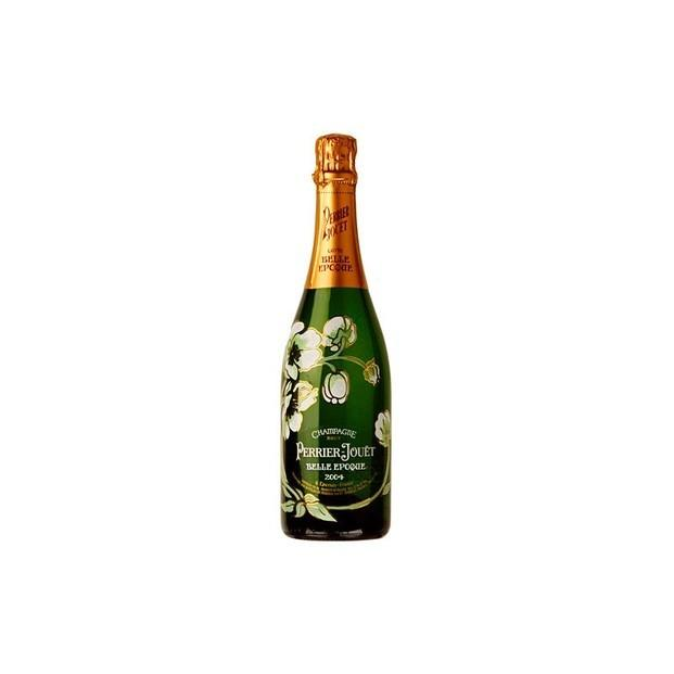 Champagne Perrier Belle Epoque 2004. Distinguida