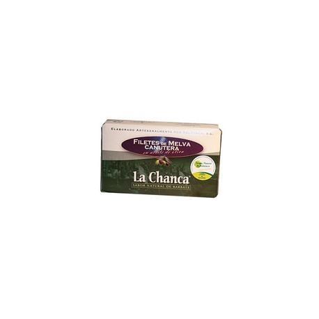 Filete de melva canutera. En aceite de oliva