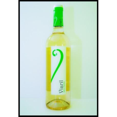 Viaril Blanco Macabeo. Atractivo vino