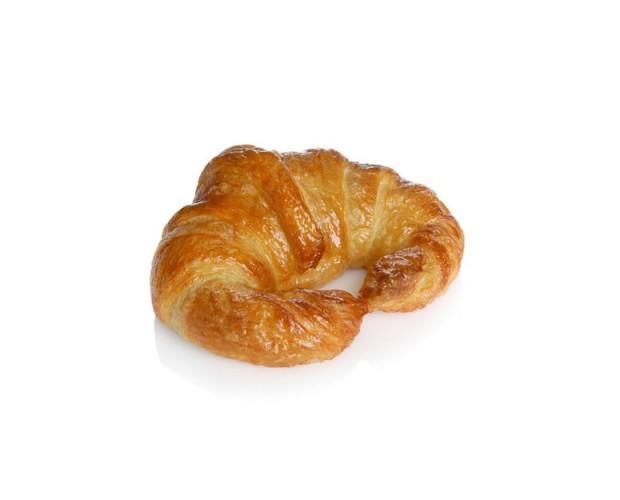 Bollería congelada. Croissants en varias presentaciones y rellenos.