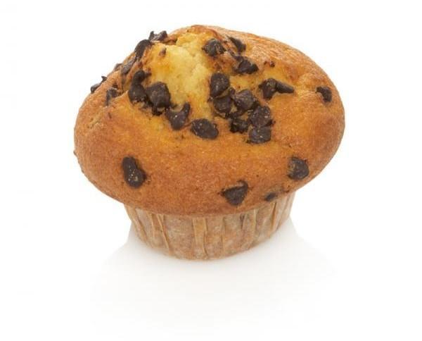 Muffin. Variados sabores en muffins de 85 gramos.