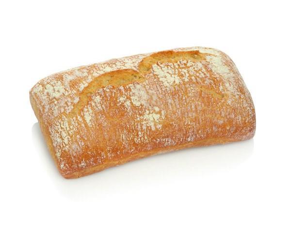 Pan rústico de bocata. Pan rústico especial de hostelería.