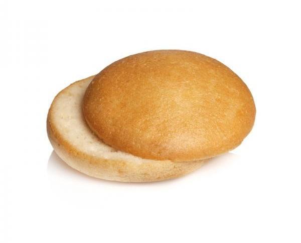 Pan de hamburguesa sin gluten. Pan 70 gramos ideal de hamburguesa.