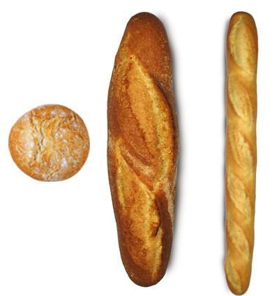 Pan precocido. Descubra nuestras variedades de baguettes