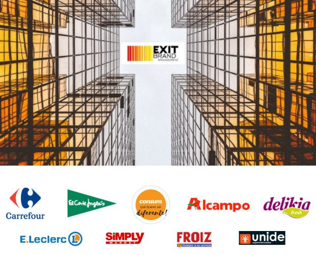 Exit Brand Business. Exit Brand Management S.L. Importación, exportación, distribución y comercialización.
