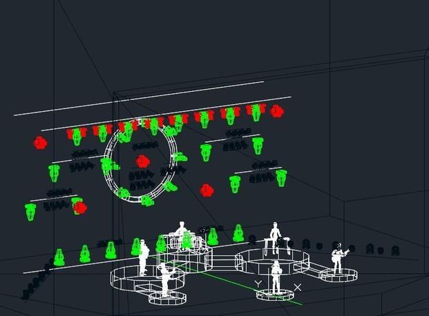 Producción Audiovisual.Realizamos planos 3D para su proyecto