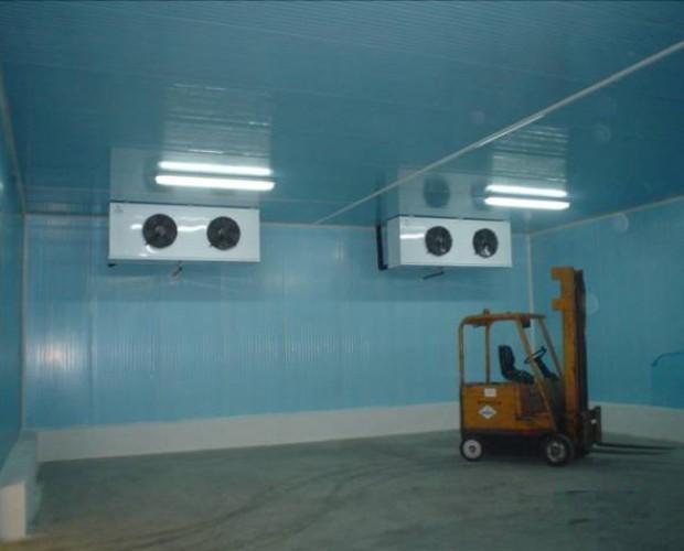 instaladores de cámaras de frío. instalación de cámara frigorífica