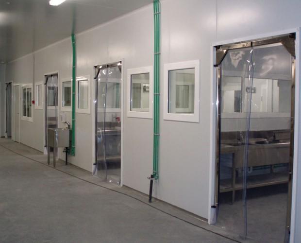 paneles y cámaras frigoríficas. cámaras de frío