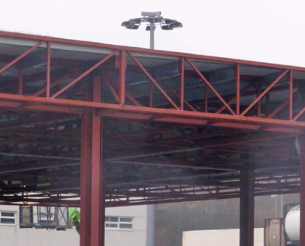 Carpintería Metálica y de Aluminio.Realizamos todo tipo de estructuras de metal