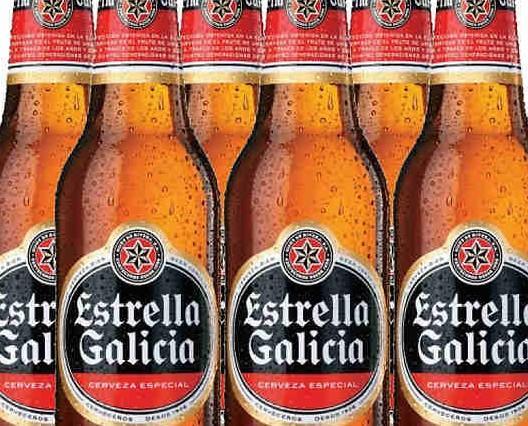 Estrella Galicia. La mejor cerveza española