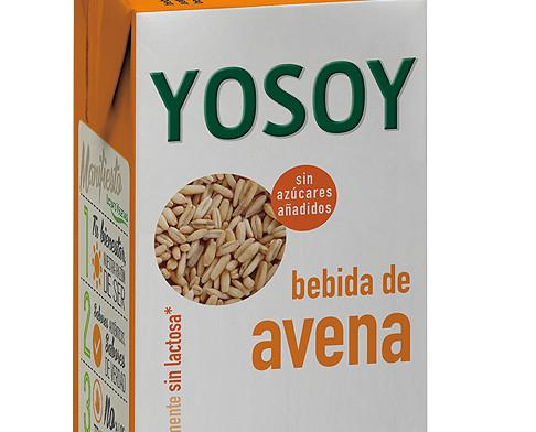 YoSoy. Bebida de avena