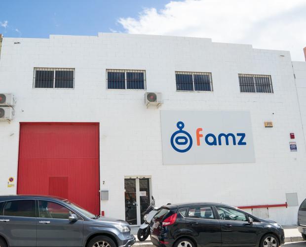 Empresa. Ubicados en Torremolinos, Málaga