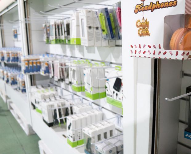 Exposición de productos. Tenemos lo que necesita