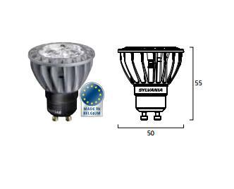 Led Superia ES50. Hasta un 85% de ahorro energético