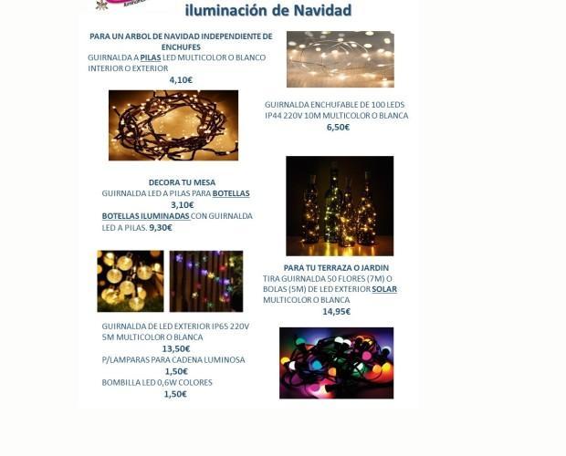 Navidad. Campaña de iluminación Navideña