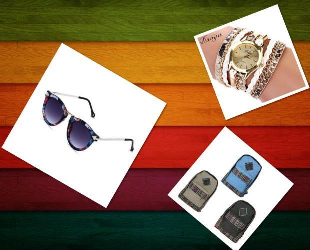 Bolsos de Mano y Bandoleras.Gafas del sol, bolsos, llaveros, se vende mucho