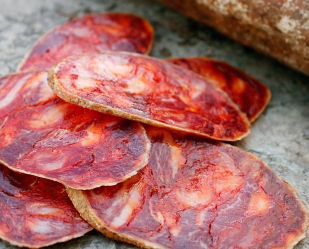 Chorizo Ibérico. Proveedores de Embutidos
