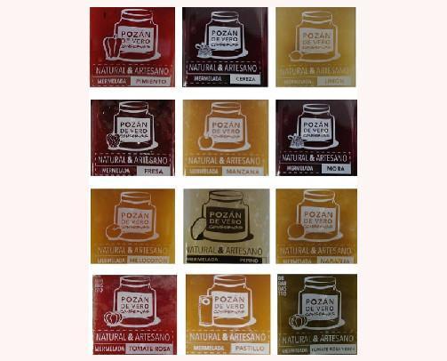 Variedad de mermeladas. Contamos con diversos sabores