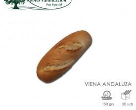 Viena andaluza. Pan de Viena andaluza