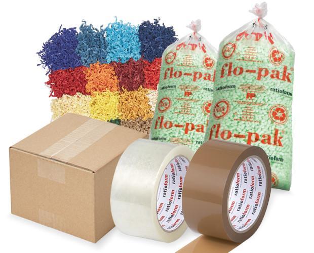 Material de Embalaje. El mayor surtido online de embalajes de Europa