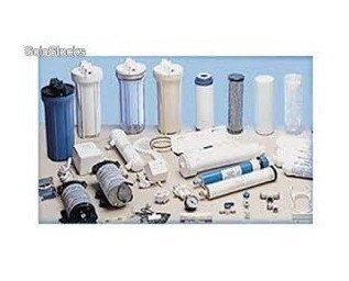 Equipos de Ósmosis Inversa.Importación y venta de recambios para equipos de ósmosis