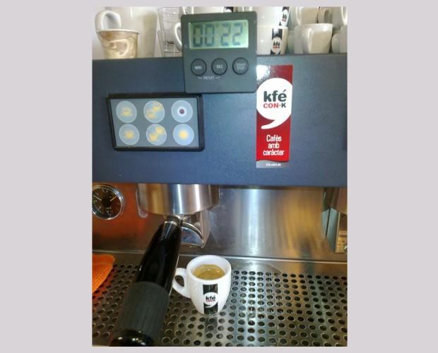 Café. Café espresso