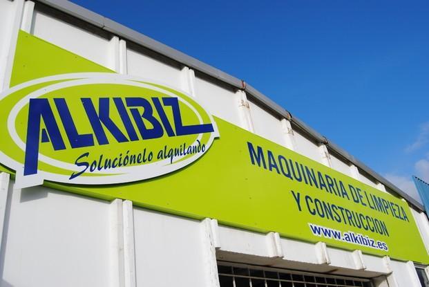 Nuestra empresa. Descubra el pabellon de Alkibiz en Derio