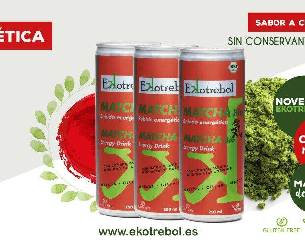 Bebidas Energéticas Ecológicas.Bebida ecológica sin conservantes ni colorantes