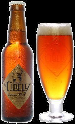 La Cibeles Imperial. Cerveza artesanal