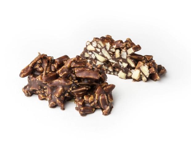 Bombones de Chocolate.Delicioso sabor