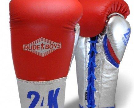 Equipamiento para Deportes y Juegos de Interior.Guantes Rude Boys. Para los amantes del boxeo