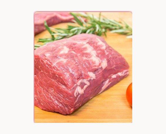 Solomillo Argentino. Es la parte mas limpia y tierna del lomo, con gran sabor, poco vetado y graso