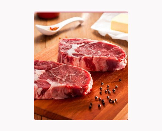 Bife Ancho Argentino. Carne muy tierna y sabrosa