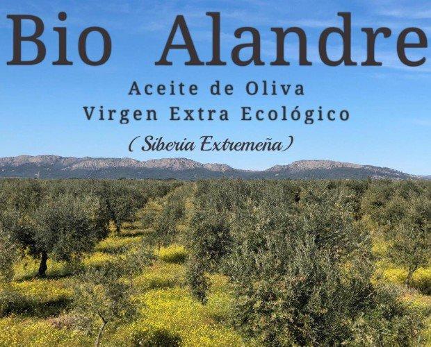 Aceite de oliva Virgen Extra Ecológico.. Desde 1989 cuidando nuestros campos.